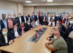 İlçe Başkanları olarak İl Başkanımız Buğra Kavuncu'ya tam destek mesajı