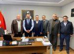 İBB Mahalli İdareler Koordinatör Yardımcısı Mustafa Yılmaz'ı Ziyaret ettik